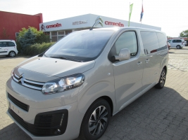 Citroën Poděbrady :: Citroën Spacetourer Feel M 2.0Hdi 150k man