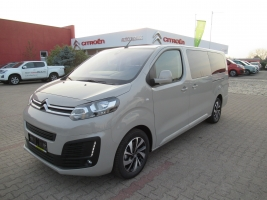 Citroën Poděbrady :: Citroën Spacetourer Feel XL 2.0Hdi 150k man