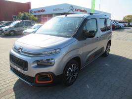 Citroën Poděbrady :: Citroën Berlingo XTR 1.2 Pure Tech 110k