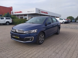 Citroën Poděbrady :: Citroën C-Elysée Feel 1.2 Pure Tech 82k