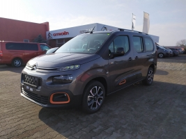 Citroën Poděbrady :: Citroën Berlingo XL Feel XTR 1.5 Blue Hdi 100k šedá PLATINUM